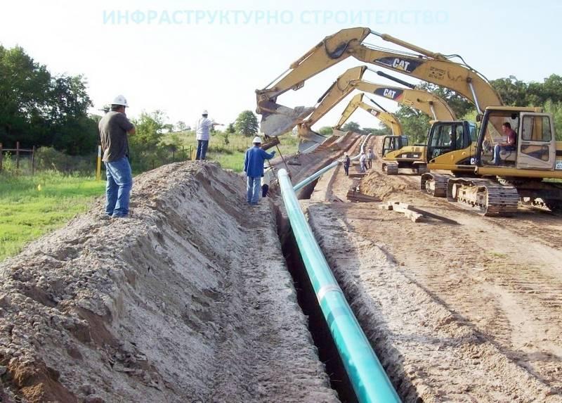 Инфраструктурно строителство Пътстрой Пазарджик